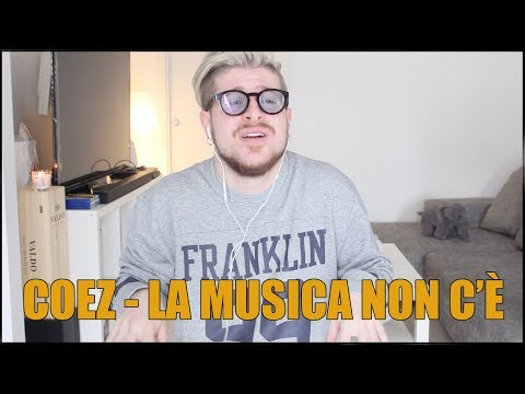 PARODIA COEZ - La Musica Non C'è