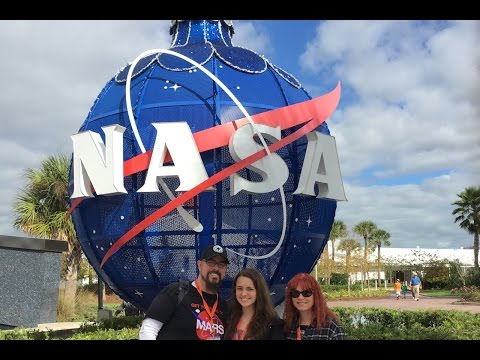 Awesome Day At Kennedy Space Center Visitor Complex With Holidays In Space