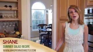 Asian Summer Salad Recipe