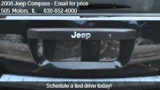 2008 Jeep Compass SPORT for sale in Downers Grove, IL 60515