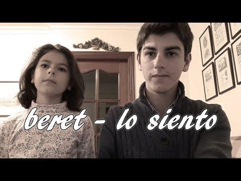 Beret - Lo Siento (cover) | Ana & José Rivas #OTCover
