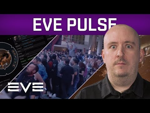 EVE Pulse - 64 Bit Client, Aether Wars, World Tour & More