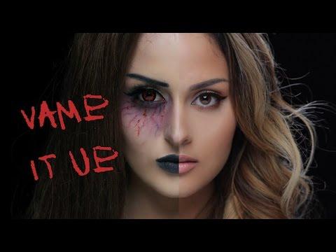 Vamp it up Make up Tip