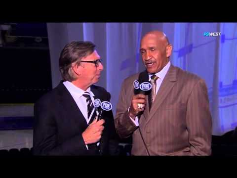 Fox Sports West says goodbye to the Lakers (5/12/2012)