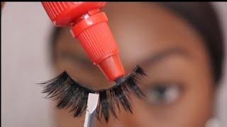 Easy Eyelash Tutorial | How To Apply Strip Lashes