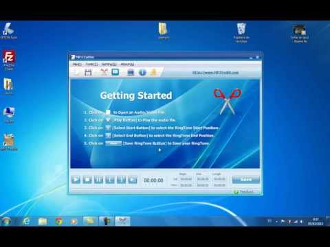 "Mp3 Cutter ""mp3 Toolkit"" Como Cortar File Mp3"