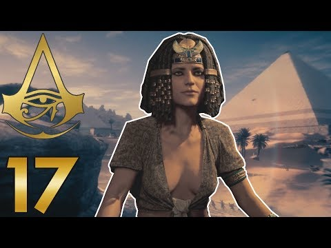 Lang lebe...  KLEOPATRA!! | Assassins Creed: Origins #017
