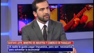 La necesidad de los acercamientos entre la Alianza del Pacífico y el Mercosur según Gustavo Leite
