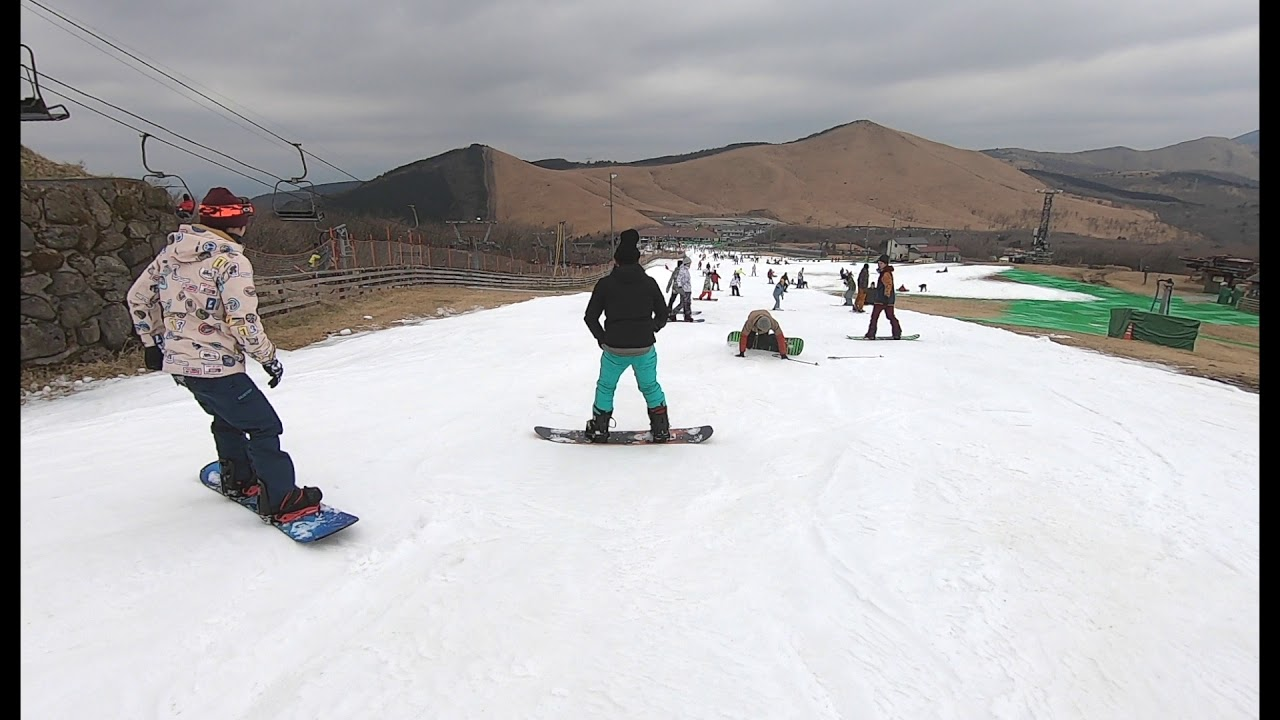 2019 九州滑雪 - YouTube