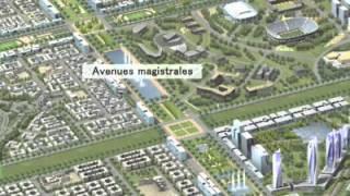 ALGERIAN NEW CAPITAL Boughezoul  les infrastructures de base achevée à 70%