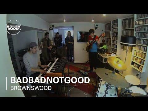 BadBadNotGood Boiler Room Brownswood Basement Live Set