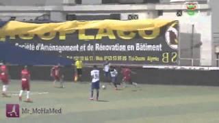 ملخص لقاء || نادي بارادو 1-1 شبيبة بجاية || الجولة 3 للمحترف الثاني