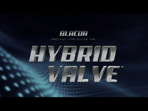 Blacoh Hybrid Valve™ Demonstration Video