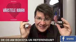 Mihail Neamțu despre Referendum