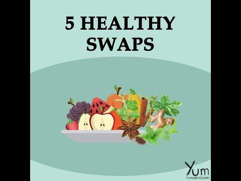 5 Healthy Swaps