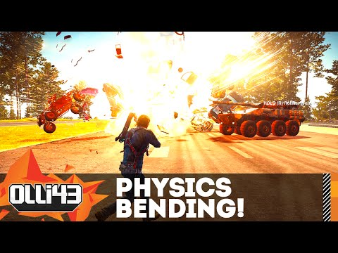 BREAK THE PHYSICS! (Just Cause 3 Gameplay)