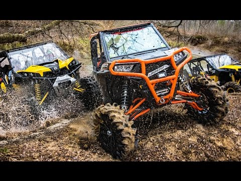 Epic SXS + ATV Off-Road Action & Carnage Compilation - Polar