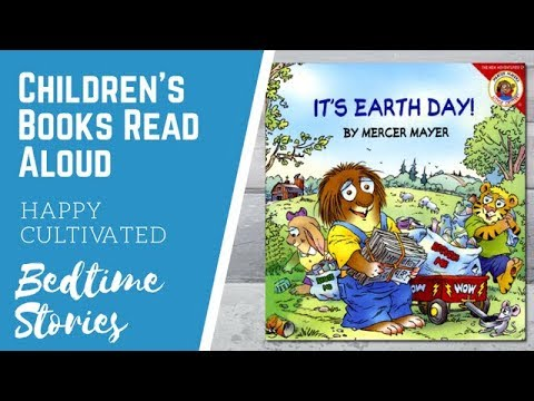 IT'S EARTH DAY Story For Kids | Earth Day Books for Kids | Children's Books Read Aloud