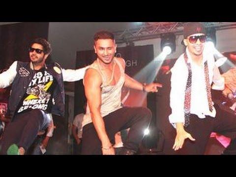 SATAN - Yo Yo Honey Singh rocks at MUMBAI CONCERT