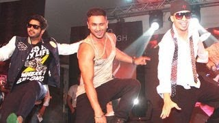 SATAN - Yo Yo Honey Singh rocks at MUMBAI CONCERT