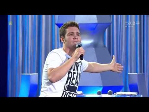 Grzegorz Dolniak - monolog o Szczecinie