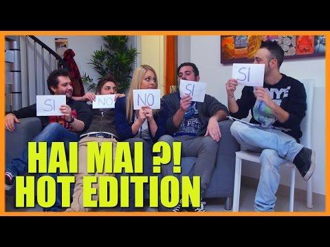 HAI MAI ?! HOT EDITION - feat. AliceLikeAudrey, DDM, Andrea Baglio