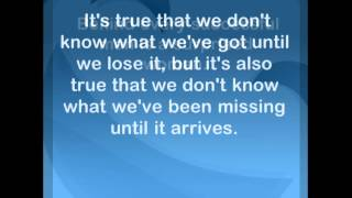 Promises- Deff Leppard (with quotes)