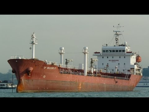 Pirates Attack Tanker In Nigeria