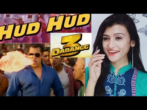 Dabangg 3 l Hud Hud Video l Salman Khan,  Sonakshi Sinha l Pahadigirl reaction