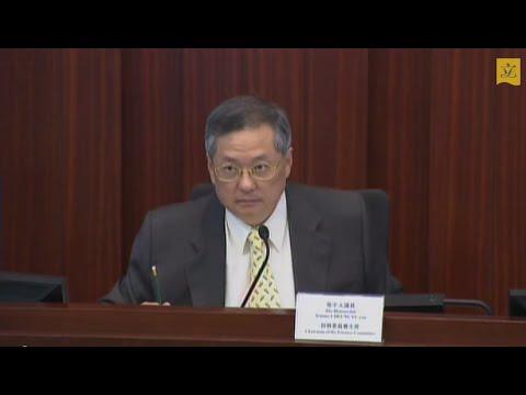Third Finance Committee meeting (2012/11/30)