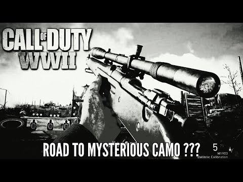 World War 2 Multiplayer Open Lobby Road to Mysterious Camo Road to 2K Subs