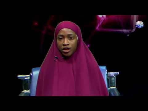 Young Reciters Ramadan (Khadijat Ibrahim Bello)