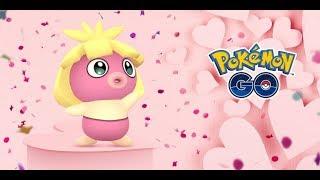 Noticias de Pokémon Go - ¡Vuelve San Valentín a Pokémon Go!