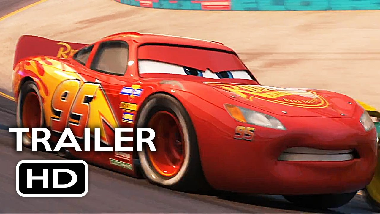 Cars 3 Official Rivalry Trailer 2017 Disney Pixar Animated Movie Hd