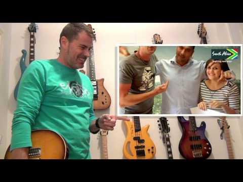 Meet SouthAfrica - VIDEO1 - VIAJANDO CON DIEGO