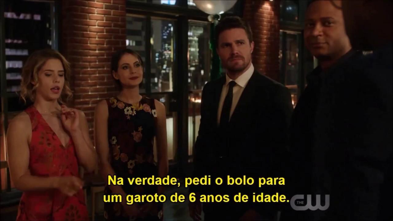 arrow 2x20 legendado
