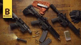 Tech Tip: AR-15 Pistols