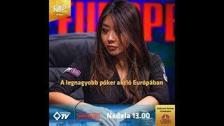 WSOP Europe Super Highroller , Final Table - King´s Resort 2018 / Hungary