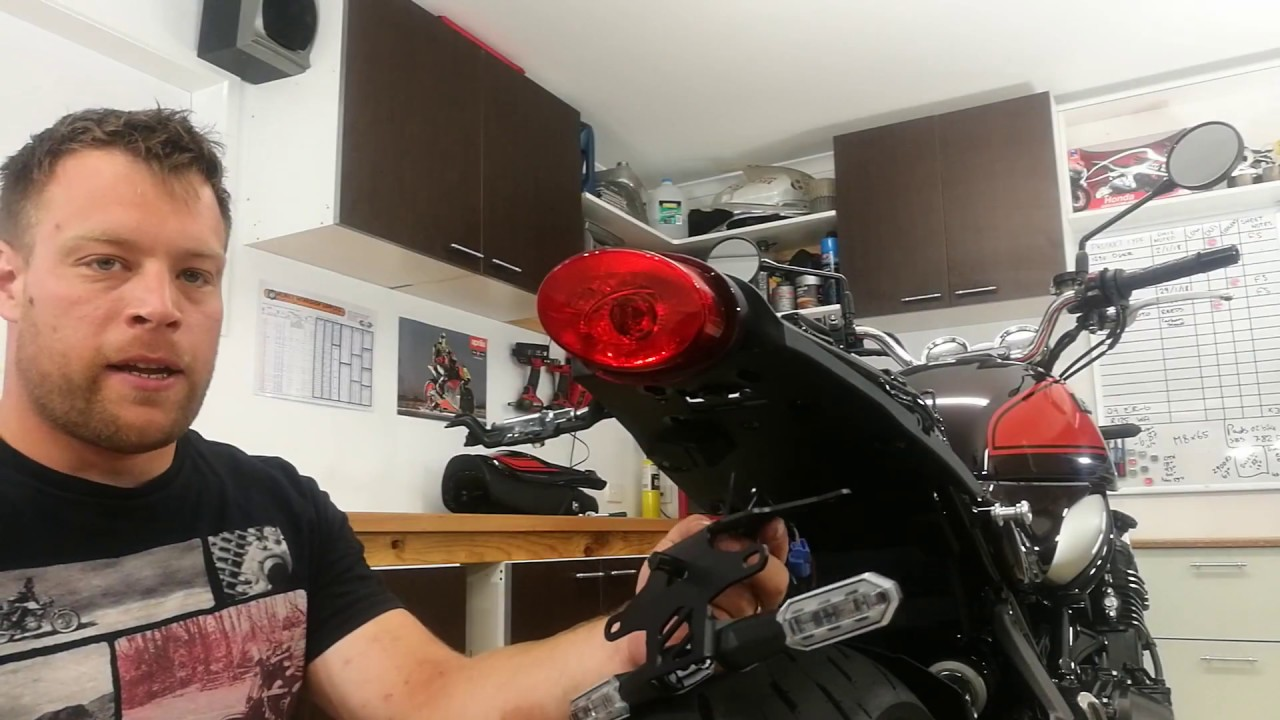 Kawasaki Tail Tidy