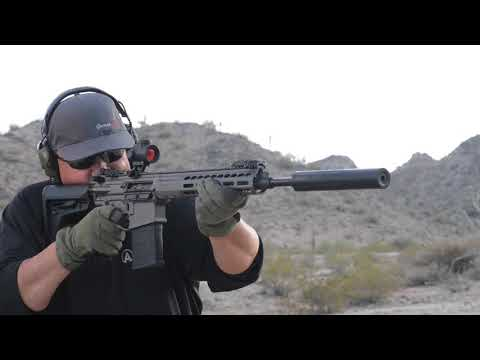 FIRST LOOK: Barrett's Battle-Ready REC10 Rifle Hits the Range