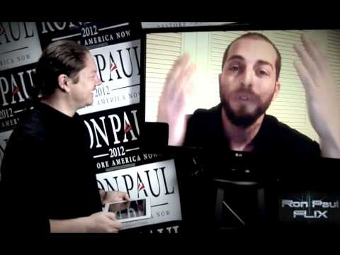 Ron Paul FLIX Show With Adam Kokesh Extended Interview - Mar 14 2012 - Ep3