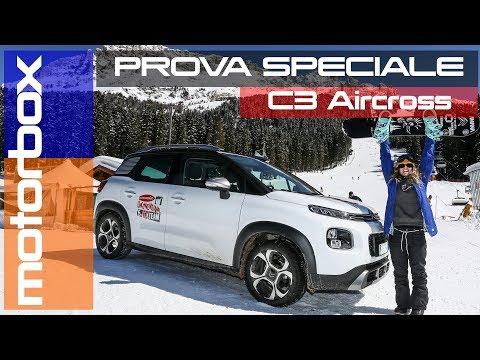 Citroen C3 Aircross | In montagna senza il 4x4, dove si arriva?