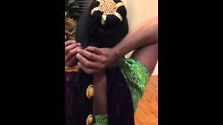 bharatanatyam make up tips (hair) 1/16