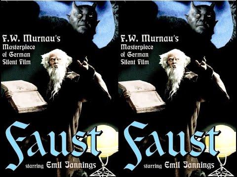Faust, 1926, F W Murnau: STEFAN CLASSIC FILMS™ (SCF)--Immortality-Romance-Erotica Films