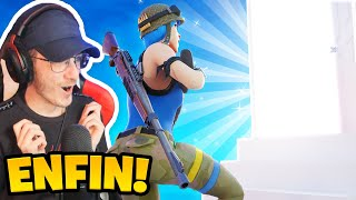 Enfin FORTNITE l'a REMIS quelques INSTANT ( Best of Funny & Epic )