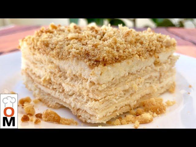 Творожный Торт Без Выпечки с Воздушным Нежным Кремом