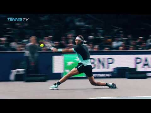 Watch 2017 Rolex Paris Masters live streaming on Tennis TV