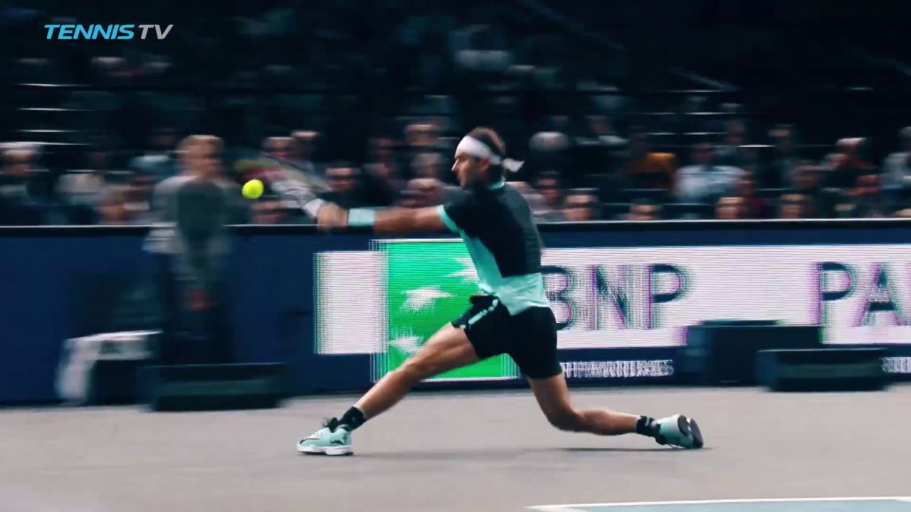 Tennis Paris Live