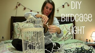 BIRDCAGE LIGHT DECOR Thumbnail