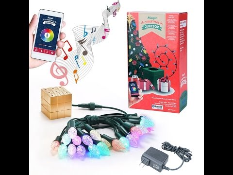 Airgoo® Musical Christmas Lights - 1